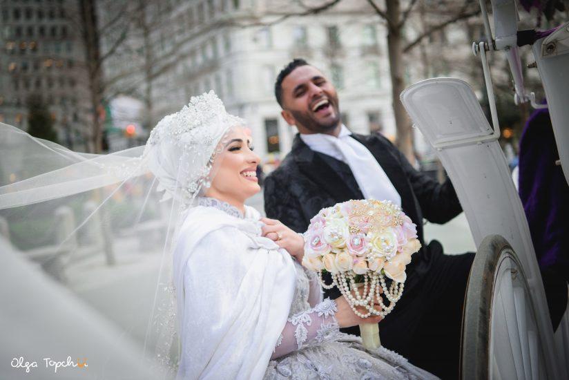 Elegant Wedding Day